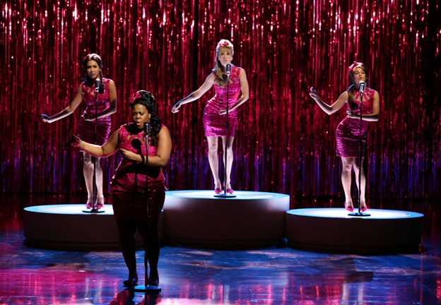 Glee this time full performance - 4 9