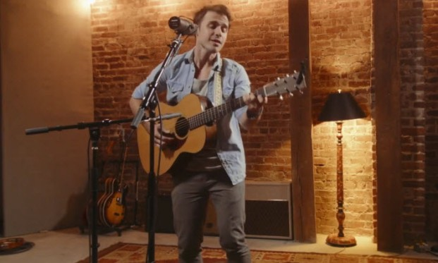 Kris Allen Mashes Up Three Emotional Pop Hits (VIDEO)