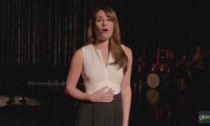 """Glee Series Finale – Lea Michele Sings Darren Criss' """"This Time"""" (VIDEO)"""