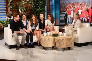 Glee Cast on the Emotional Series End, Honoring Cory Monteith (VIDEO)