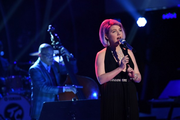 AMERICAN IDOL XIV: Joey Cook performs on AMERICAN IDOL XIV airing Wednesday, April 15 (8:00 PM-10:00 PM ET/PT) on FOX. CR: Michael Becker / FOX. © FOX Broadcasting. This image is embargoed until 10:00PM PT.