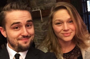 Seth Glier & Crystal Bowersox – If I Could Change One Thing – Video