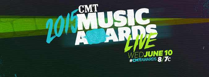 CMT Music Awards 2015 logo
