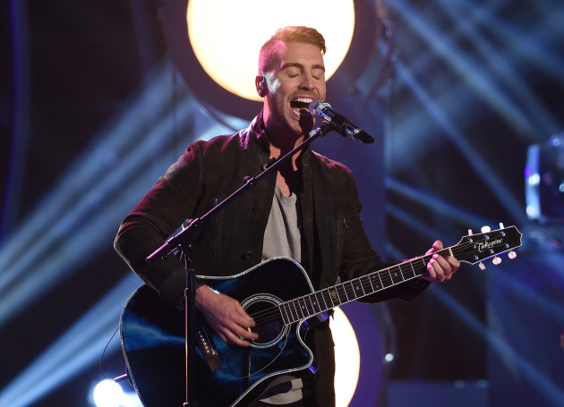 AMERICAN IDOL XIV: Nick Fradiani performs on AMERICAN IDOL XIV airing Wednesday, May 6 (8:00 PM-10:00 PM ET/PT) on FOX. CR: Michael Becker / FOX. © FOX Broadcasting. This image is embargoed until 10:00PM PT.