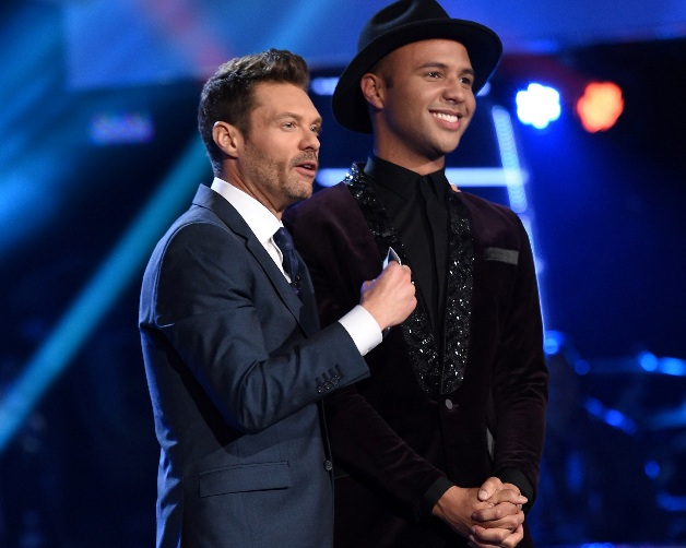 AMERICAN IDOL XIV: Rayvon Owen is eliminated on AMERICAN IDOL XIV airing Wednesday, May 6 (8:00 PM-10:00 PM ET/PT) on FOX. CR: Michael Becker / FOX. © FOX Broadcasting. This image is embargoed until 10:00PM PT.