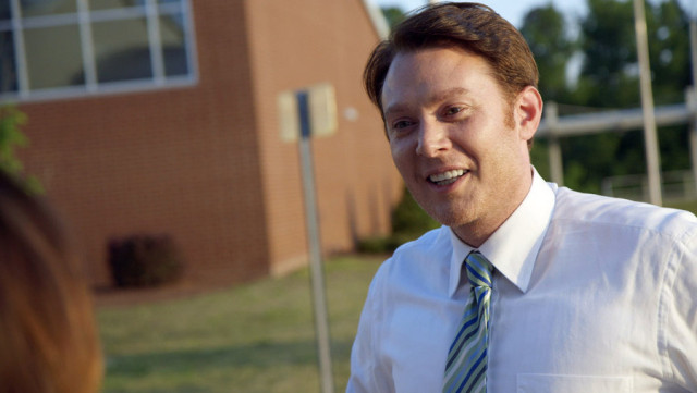 "ESQUIRE NETWORK SPECIALS -- ""The Runner-Up"" -- Pictured: Clay Aiken -- (Photo by: Lightbox Entertainment)"