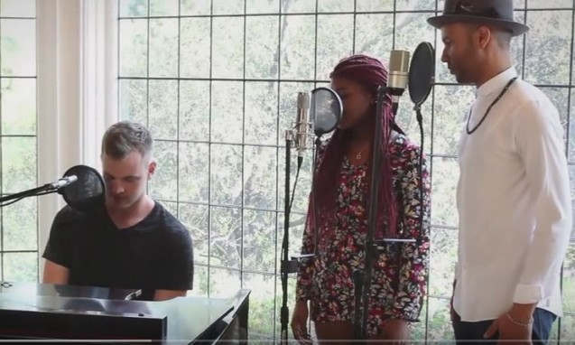 American Idol: Clark Rayvon & Tyanna Chandelier Cover Video