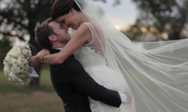 Watch American Idols Phillip Phillips Wedding Video