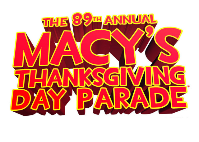 """THE 89TH ANNUAL MACY'S THANKSGIVING DAY PARADE-- Pictured: """"The 89th Annual Macy's Thanksgiving Day Parade"""" Logo -- (Photo by: NBCUniversal)"""