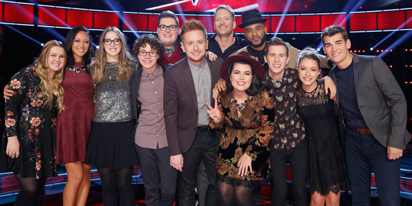 The Voice 9 Song Spoilers Top 12 Performances