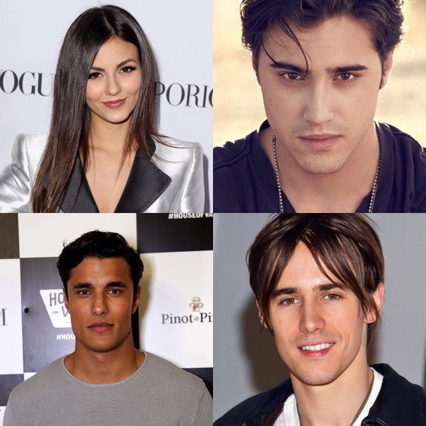 Victoria Justice, Ryan McCartan, Staz Nair and Reeve Carney join The Rocky Horror Picture Show Cast