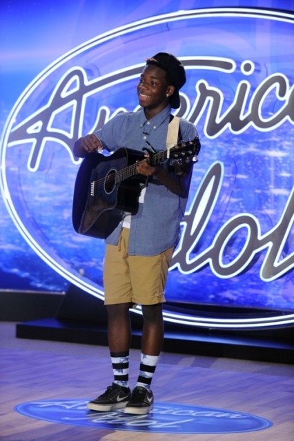 Lee Jean American Idol 2016 Season 15 Contestant - Pictured: Contestant Lee Jean auditions in front of the judges at AMERICAN IDOL XV. © 2016 Fox Broadcasting Co. Cr: Michael Becker / FOX.