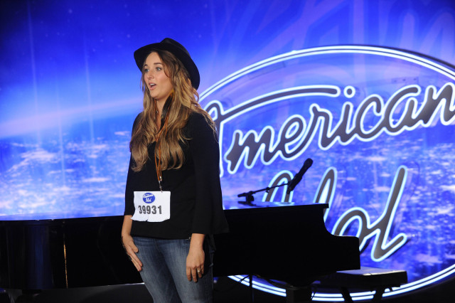 American Idol 2016 Auditions No 5 Recap: Jenna Renae performs in front of the Judges on AMERICAN IDOL airing Wednesday, Jan. 20 (8:00-9:00 PM ET/PT) on FOX. © 2016 Fox Broadcasting Co. Cr: Craig Blankenhorn / FOX.