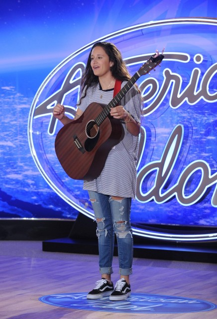 Avalon Young American Idol 2016 Season 15 Contestant: Avalon Young performs in front of the Judges on AMERICAN IDOL airing Thursday, Jan. 21 (8:00-10:00 PM ET/PT) on FOX. © 2016 Fox Broadcasting Co. Cr: Craig Blankenhorn / FOX.