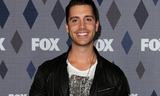 2016 FOX WINTER TCA: Nick Fradiani arrives on the blue carpet at the WINTER ALL-STAR PARTY during the 2016 FOX WINTER TCA at the Langham Hotel, Friday, Jan. 15 in Pasadena, CA. CR: Scott Kirkland/FOX