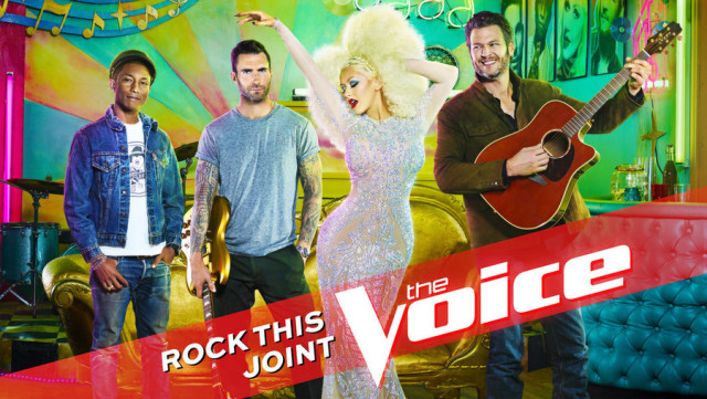 "THE VOICE -- Pictured: ""The Voice"" Key Art -- (Photo by: NBCUniversal)"