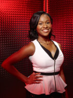 THE VOICE -- Season: 10 -- Pictured: Shalyah Fearing -- (Photo by: Chris Haston/NBC)