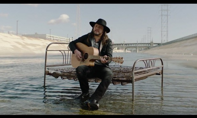 Adam Wakefield The Voice Original Song Music Video Lonesome, Broken and Blue