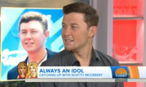 Scotty McCreery Promotes New Book on Today (VIDEO)