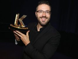 Danny Gokey Wins Two K-Love Awards, Teases Next Album