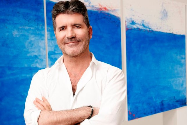 Simon Cowell America's Got Talent Judge