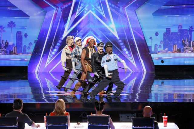 """AMERICA'S GOT TALENT -- """"Auditions Pasadena Civic Auditorium"""" -- Pictured: Christopher -- (Photo by: Trae Patton/NBC)"""