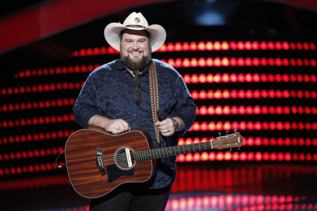 "THE VOICE -- ""Blind Auditions"" -- Pictured: Sundance Head -- (Photo by: Tyler Golden/NBC)"