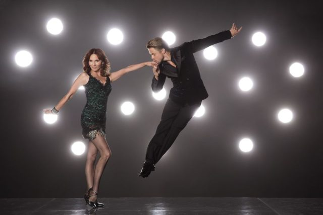 Marilu Henner & Derek Hough - Dancing with the Stars 23 Week 8 Spoilers