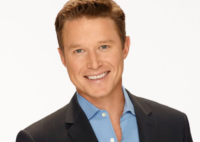 Billy Bush - Today Show