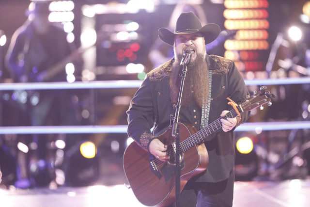 """THE VOICE -- """"Battle Rounds"""" -- Pictured: Sundance Head -- (Photo by: Tyler Golden/NBC)"""