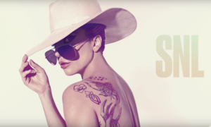 Lady Gaga – A-Yo – Million Reasons – Saturday Night Live Video