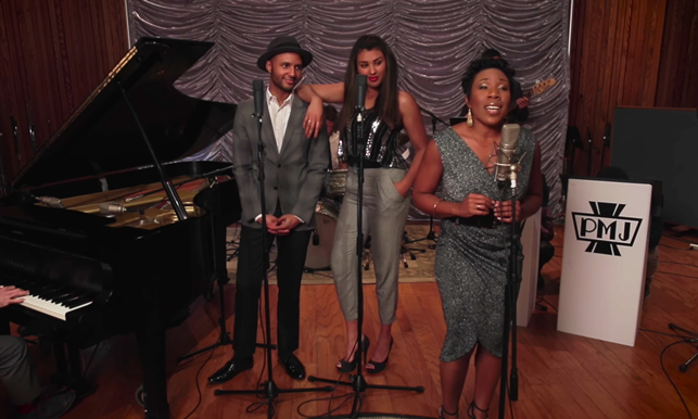 Melinda Doolittle, Rayvon Owen with Postmodern Jukebox - Queen's Don't Stop Me Now Tina Turner Style