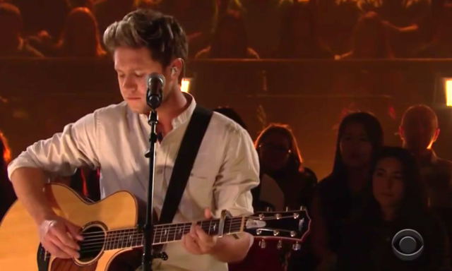 Niall Horan - This Town - Late Late Show Performance