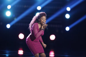 Eliminated The Voice Contestant Sa'Rayah on Being Cyberbullied By Fans