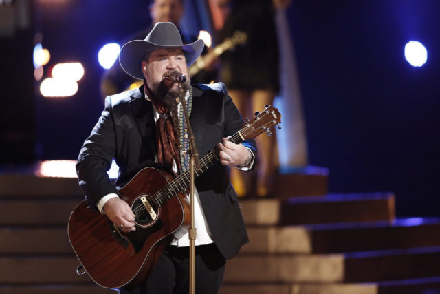 "THE VOICE -- ""Live Top 10"" Episode 1116A -- Pictured: Sundance Head -- (Photo by: Tyler Golden/NBC)"