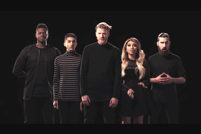Pentatonix God Rest Ye Merry Gentleman Video