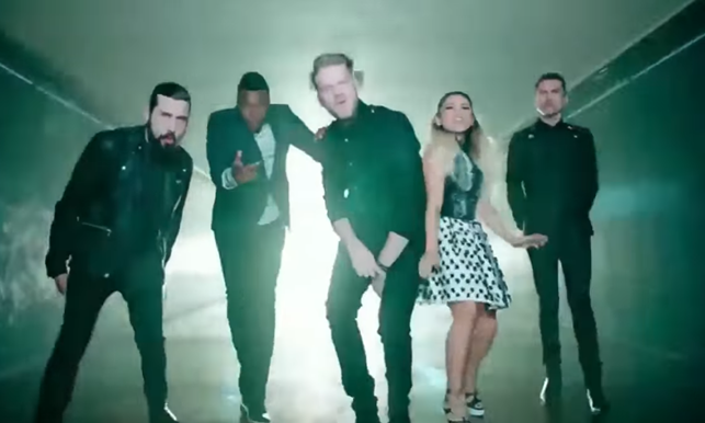 Watch Pentatonix Thursday Night Football Opener Weekend Go VIDEO