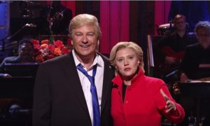 Saturday Night Live Skewers the Presidential Election One Last Time (VIDEO)