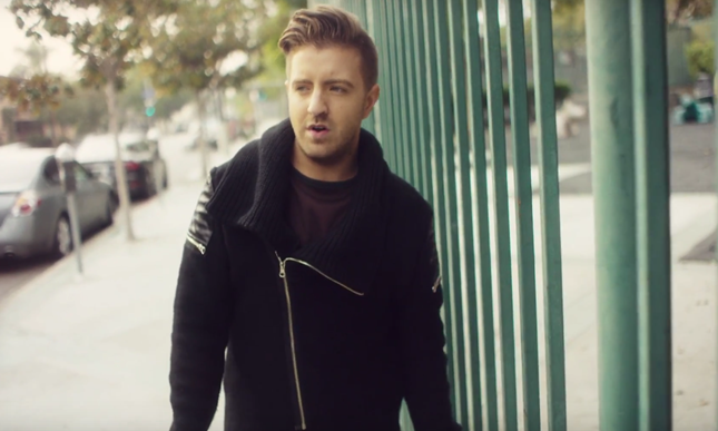The Voice Final Billy Gilman Because of Me Music Video