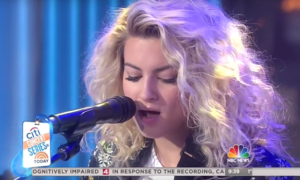 "Tori Kelly Sings ""Don't You Worry Bout a Thing"" From Sing (VIDEO)"