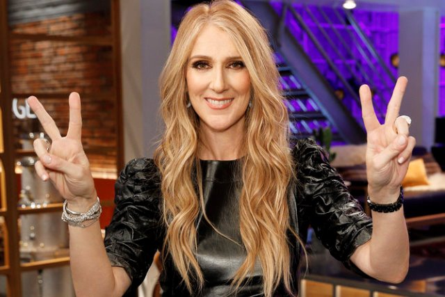 "THE VOICE -- ""Team Gwen Battle Reality"" -- Pictured: Celine Dion -- (Photo by: Trae Patton/NBC)"