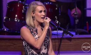 Concert Schedule: Carrie Underwood, Trent Harmon, The Swon Brothers