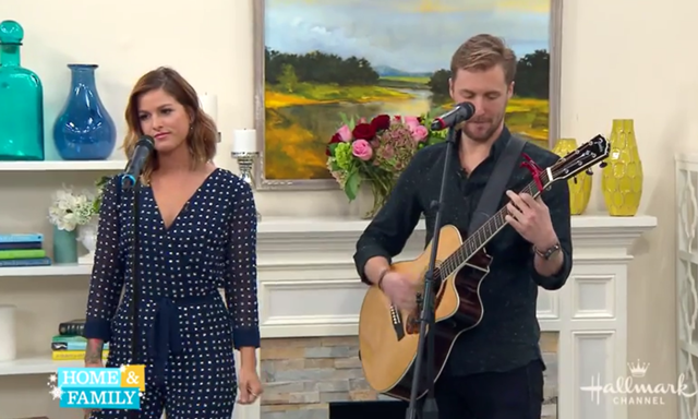 cassadee pope the voice home and family
