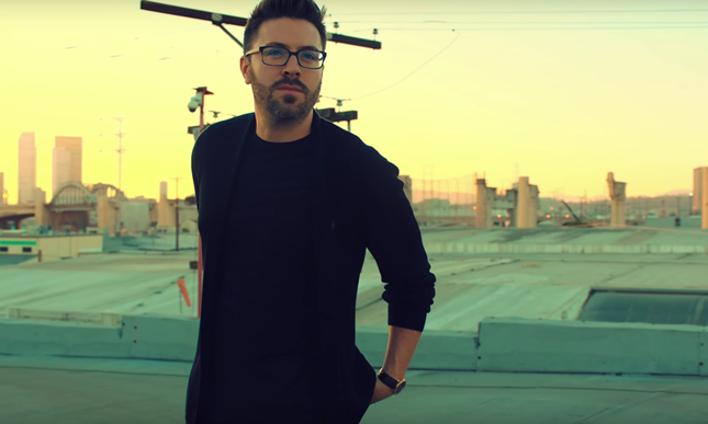 American Idol Danny Gokey Rise Music Video