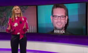 Full Frontal's Samantha Bee Takes on Bo Bice's White Plight (VIDEO)