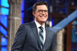 Late Show's Stephen Colbert Set to Host 2017 Primetime Emmy Awards