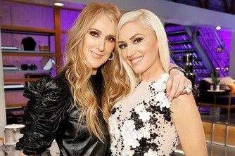 the voice celine dion gwen stefani 1