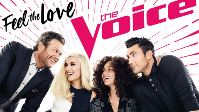 """THE VOICE -- Pictured: """"The Voice"""" Key Art -- (Photo by: NBC)"""