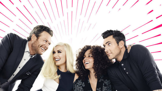"THE VOICE -- Pictured: ""The Voice"" Key Art -- (Photo by: NBC)"