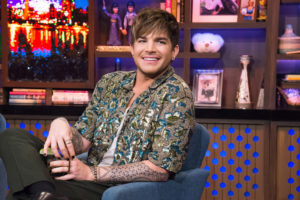 Adam Lambert Visits Watch What Happens Live (VIDEO) (PHOTOS)